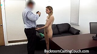 Naked Ass young Stripper