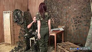 army slut fucking son