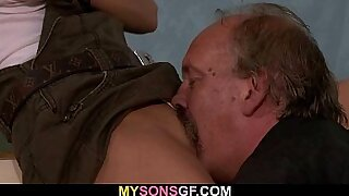 DAD Plays With My Big Pussy