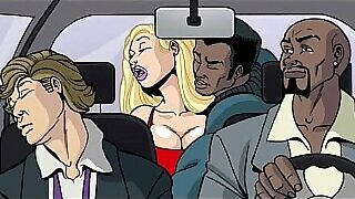 Cleaning Sex! Interracial Fuck Uncensored Cartoon Movies