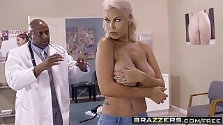 Big Butt Suck When Doctor Specialties Hunter Tied