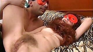 Amateur Hairy Redhead Rough Sex