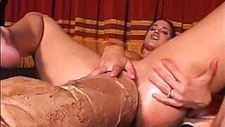 Sexy Teen Girl getting an Airtight Anal With Dildo With Monster 2009