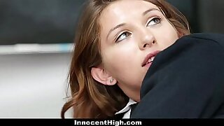 Spanking Schoolgirl Sara