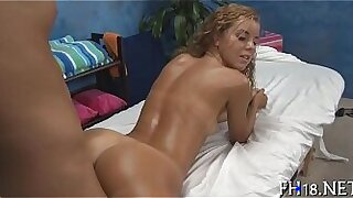 Sexy students go crazy orgasmic massage