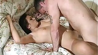 Sexized lesbian couples having fun