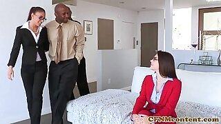 Sexy Valentina Nappi femdom ass on BRI